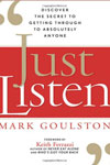 "Thought Leader Mark Goulston, ""Just Listen"""