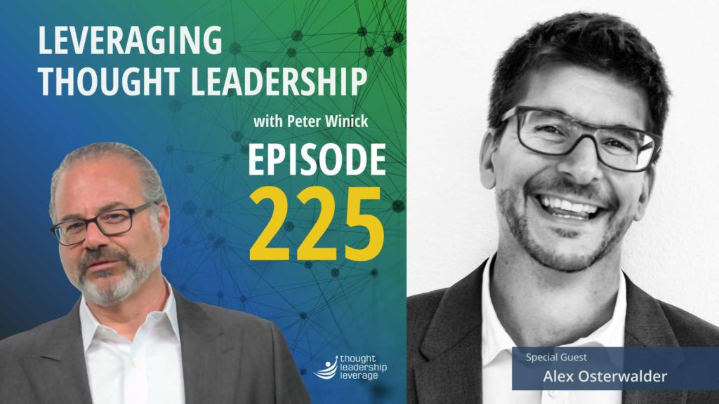 Thought Leader Software | Alex Osterwalder