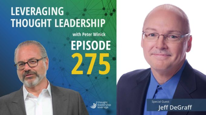 Deviant thought leadership | Jeff DeGraff